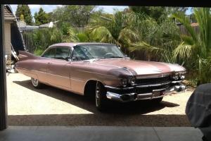 Cadillac Coupe DE Ville 1959 Persian Sand