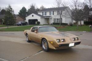 Pontiac : Trans Am T Top