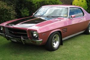 Holden Monaro HQ GTS 1971 2D Coupe 3 SP Automatic 5L Carb in Leeton, NSW Photo