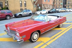 Cadillac : Eldorado * Convertible * Eldorado * NO RESERVE * New Top *