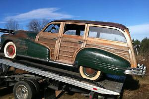 Pontiac : Other Woodie