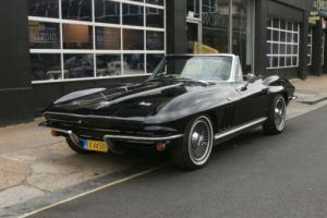 Chevrolet Corvette 1966 327 V8 Automatic