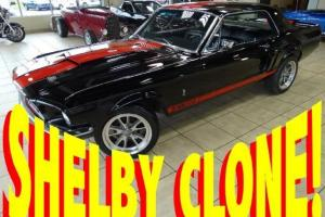 Ford : Mustang Shelby Tribute