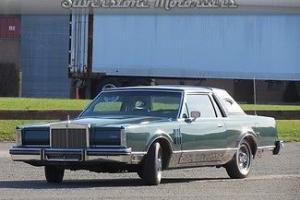 Lincoln : Continental Mark VI
