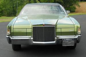 Lincoln : Continental Mark IV