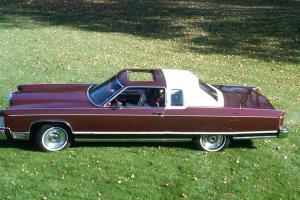 Lincoln : Continental Town Coupe