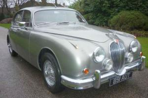 JAGUAR MK2 4.4 MOD SALOON - BEAUTIFUL CAR MANY UPGRADES !!