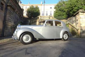 1952 Bentley MK VI Saloon Manual Tudor Grey