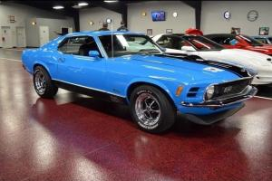 Ford : Mustang Mach 1