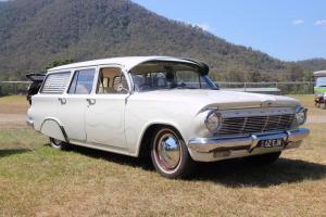 1962 EJ Holden Stationwagon