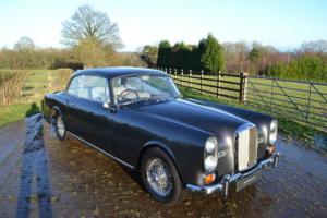 1964 Alvis TE21 Coupe