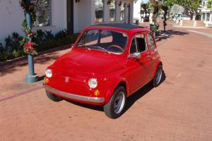 Fiat : 500 L Photo