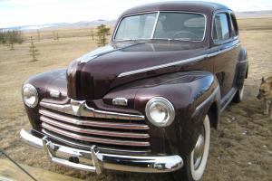 Ford : Other delux 2 door sedan
