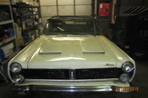Mercury : Comet convertible