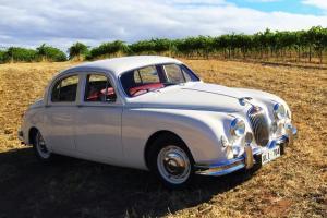 Jaguar MK1 1958