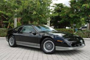 Pontiac : Fiero GT Photo