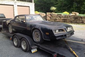 Pontiac : Trans Am SE Bandit, Factory 4 speed, 43,000 original miles