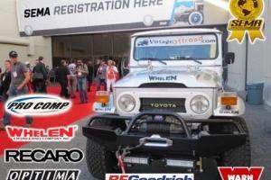 Toyota : Land Cruiser 2014 SEMA SHOW TRUCK