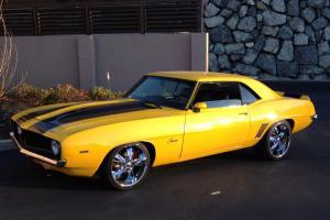 Chevrolet : Camaro PRO TOURING