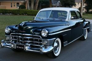 Chrysler : New Yorker CLUB COUPE - RESTORED - RARE MODEL