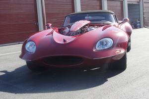 Jaguar : XK Custom