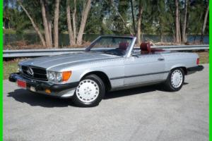 Mercedes-Benz : 500-Series 2 Dr Convertible