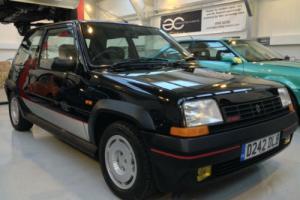 Low Mileage Renault 5 Phase 1 GT Turbo - Timewarp Car