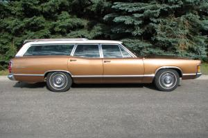 "Mercury : Monterey Station Wagon Spectacular Original ""Survivor"""
