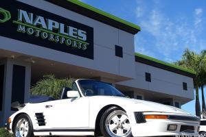 Porsche : 911 Carrera Turbo Slant Nose