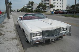 Cadillac : Eldorado Convertable 2 door