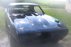 Chevrolet : Camaro true rally sport