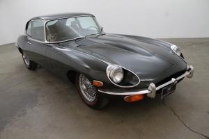 Jaguar : XK E 2+2 Coupe