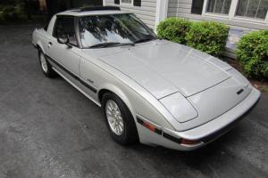 Mazda : RX-7 GSL-SE