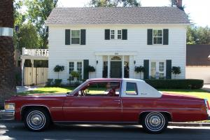 Cadillac : DeVille coupe 2 door