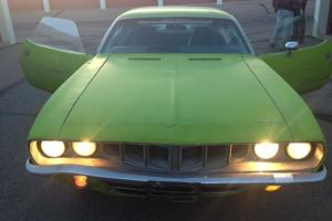 Plymouth : Barracuda Barracuda