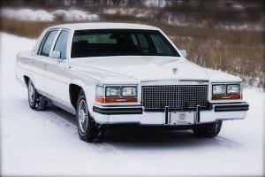Cadillac : Brougham D'Elegance