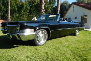 Cadillac : DeVille Deville