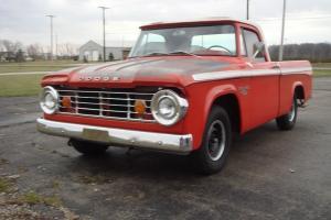 Dodge : Other Pickups Basic pickup truck