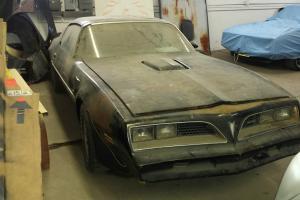 Pontiac : Trans Am SE