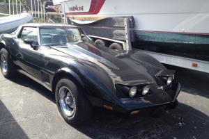 Chevrolet : Corvette Base 2-door coupe