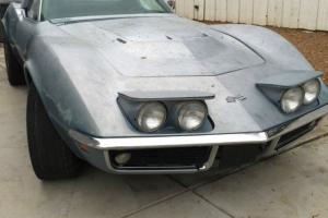 Chevrolet : Corvette 427 Big Block 435 Horsepower