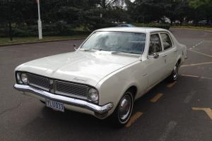 Holden HG Kingswood 1970 in Campbell, ACT