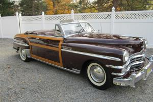 Chrysler : Town & Country Convertible