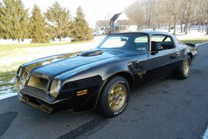 Pontiac : Trans Am 2 door coupe