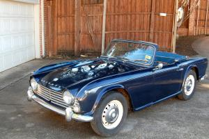 Triumph : Other TR4A Photo