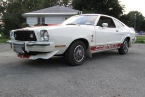 Ford : Mustang Cobra II