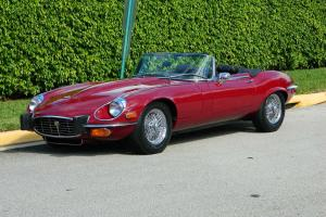 Jaguar : E-Type XKE Photo