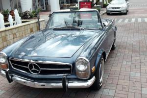 Mercedes-Benz : SL-Class CONVERTIBLE