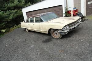 Cadillac : Other 1962 LIMOUSINE NEEDS BRAKE WORK