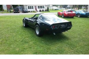 Chevrolet : Corvette bace Photo